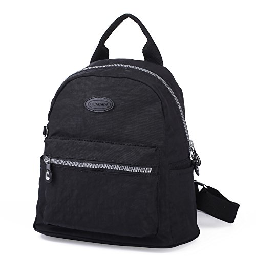 fc39f55925 Lily   Drew Nylon Casual Travel Daypack Backpack Purse